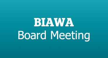 Image for post titled BIAWA Board Meeting